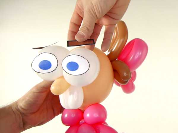 "The Fairly OddParents: ""Timmy Balloon Art"""