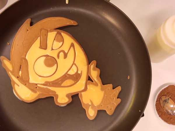 "The Fairly OddParents: ""Timmy Pancake Art"""