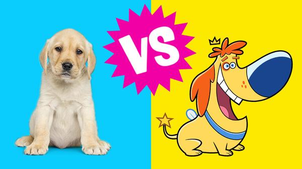 "Fairly OddParents: ""Real Dog vs. Sparky"""