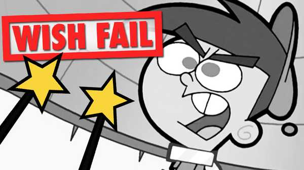"The Fairly OddParents: ""Wishes Gone Wrong"""