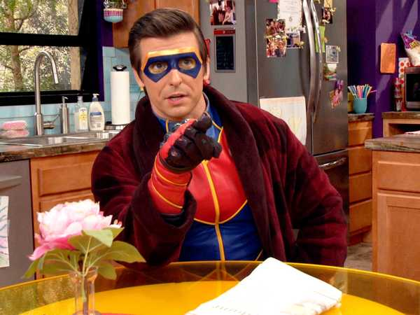 "Henry Danger: ""Captain Dad-ism's"""