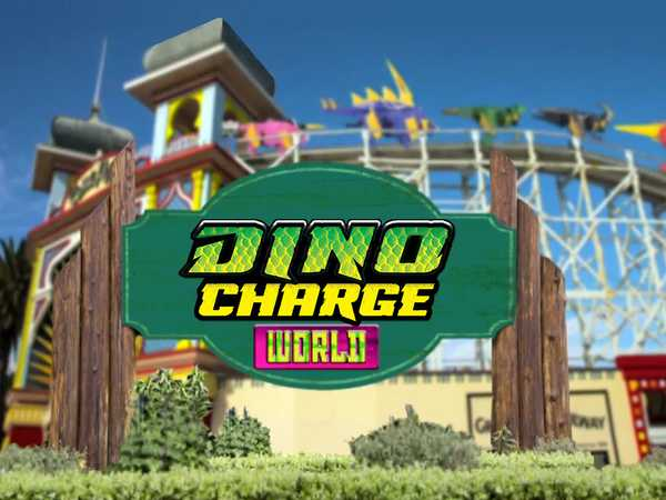 "Power Rangers Dino Charge: ""The Park Is Now Open"""