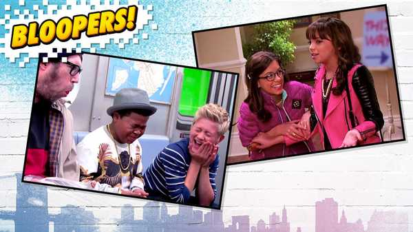 "Game Shakers: ""Funny Moments"""