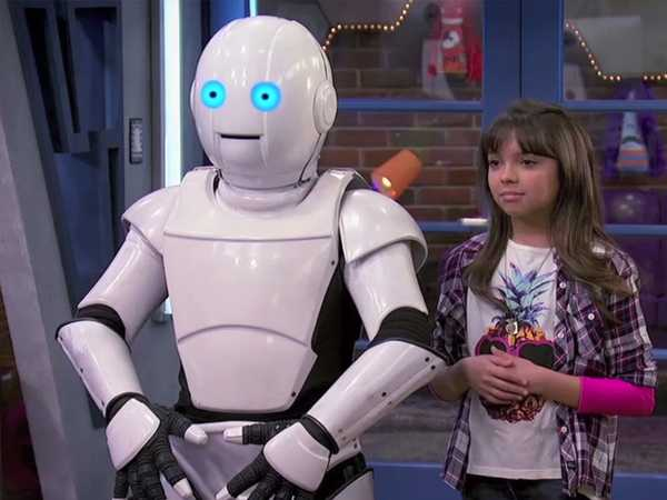 "Game Shakers: ""Meet MeGo!"""