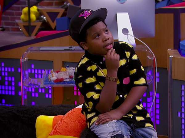 "Game Shakers: ""The First Scare"""
