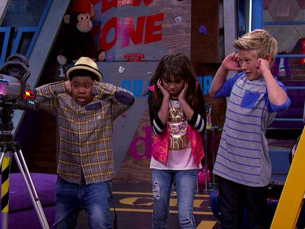 "Game Shakers: ""New Stereo System"""