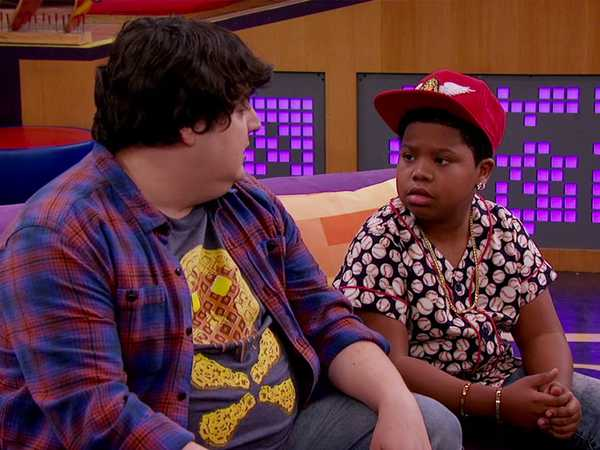 """Game Shakers: """"The Interview"""""""