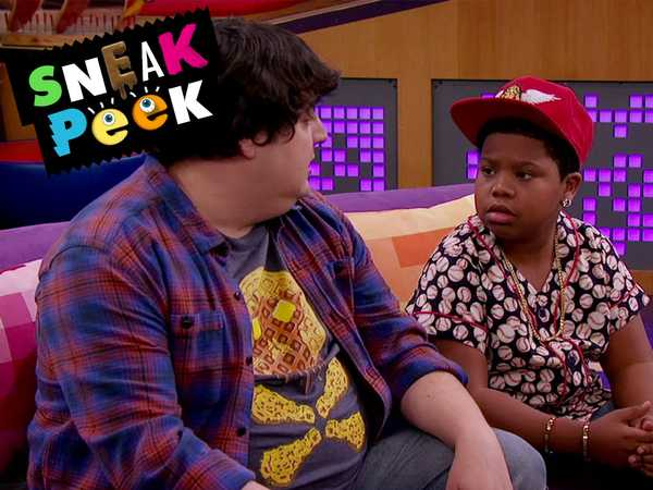 "Game Shakers: ""The Interview"""