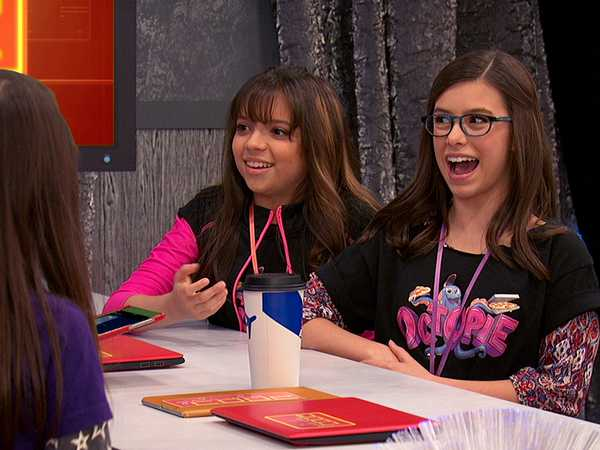 """Game Shakers: """"Booth Neighbors"""""""