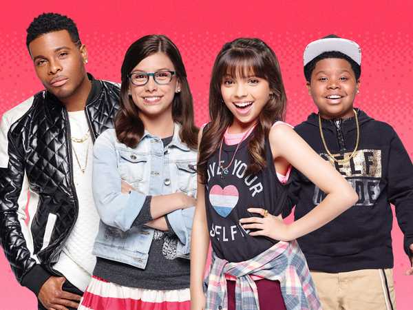 """Game Shakers: """"Meet the Cast!"""""""