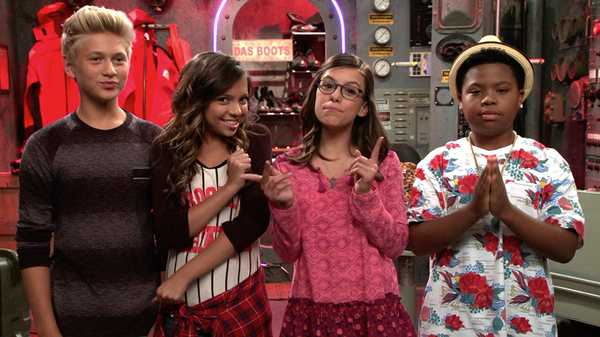 "Game Shakers: ""Deep Thoughts"""