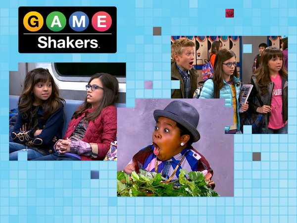 Type 4: Game Shakers 5 Ep Playlist