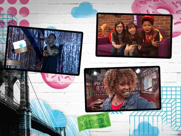 "Game Shakers: ""Inside Look!"""