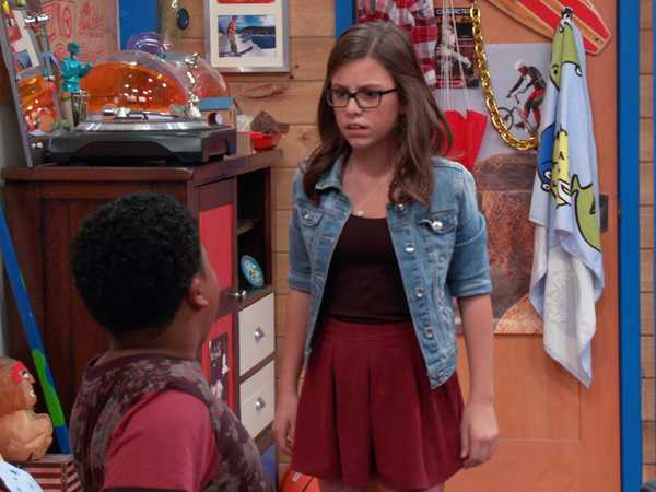 "Game Shakers: ""Henry Danger Imposters!"""