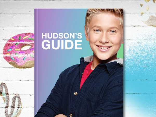 "Game Shakers: ""Hudson's Guide to Life"""