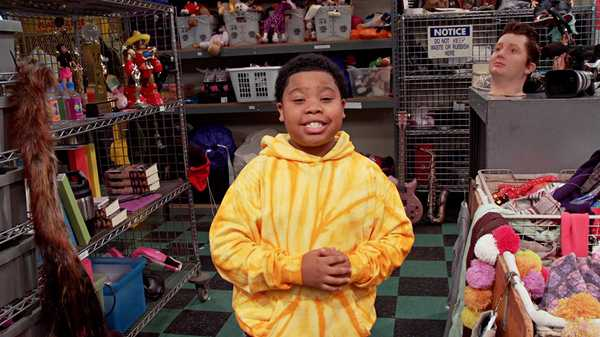 "Game Shakers: ""Lost and Found"""