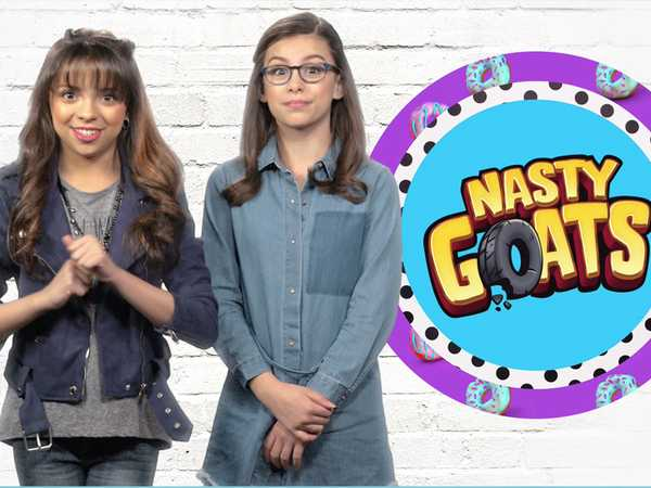 "Game Shakers: ""Nasty Goats Sneak Peek!"""