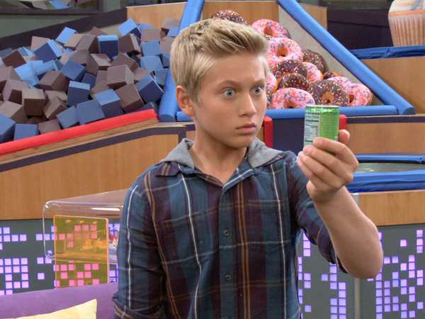 "Game Shakers: ""Silliest Boy in the World"""
