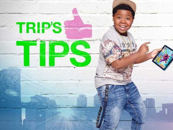 "Game Shakers: ""Trip's Thumb Exercises"""