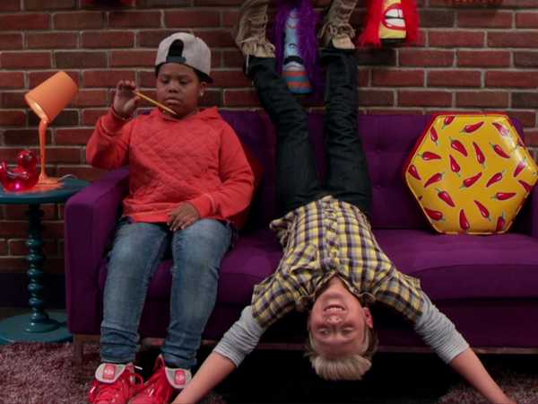 "Game Shakers: ""Waiting"""