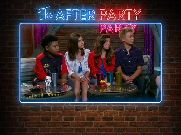 """Game Shakers: """"Baby Hater"""""""