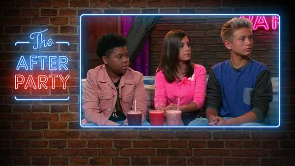 "Game Shakers: ""Byte Club"""