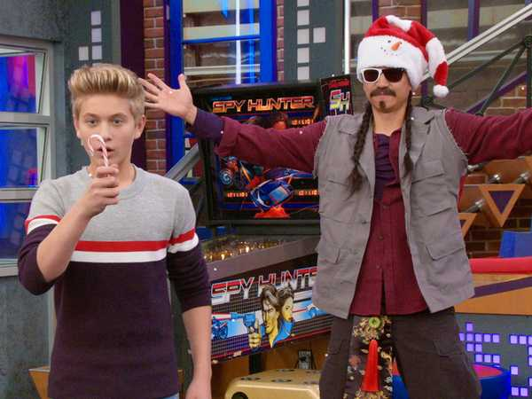 """Game Shakers: """"A Bobby Dong Holiday"""""""