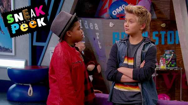 "Game Shakers: ""Hudson's Mistake"""