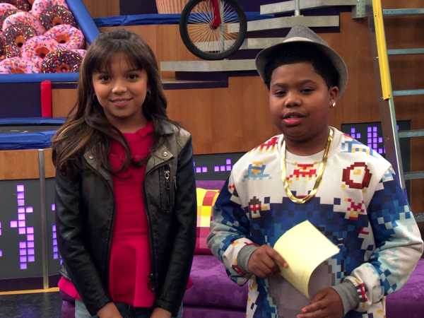 """Game Shakers: """"Lip-Reading Challenge"""""""