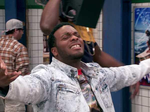 "Game Shakers: ""Dub's Subway Performance"""