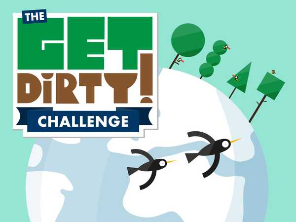 The Get Dirty Challenge