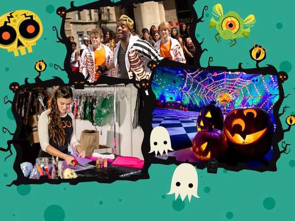 """Halloween: """"Go Behind the Scenes"""""""