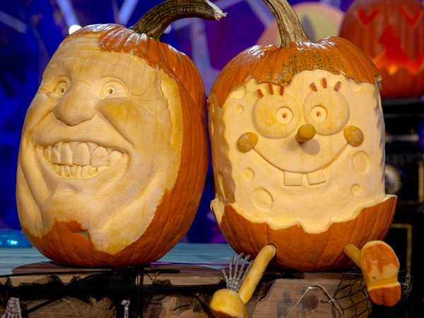 "Ultimate Halloween Party: ""How To Carve Your Pumpkin!"""