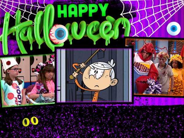 Promo type 3: Halloween Scare-A-Thon