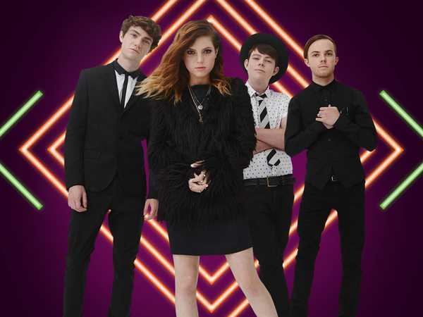 "HALO: ""5 Facts About Echosmith"""