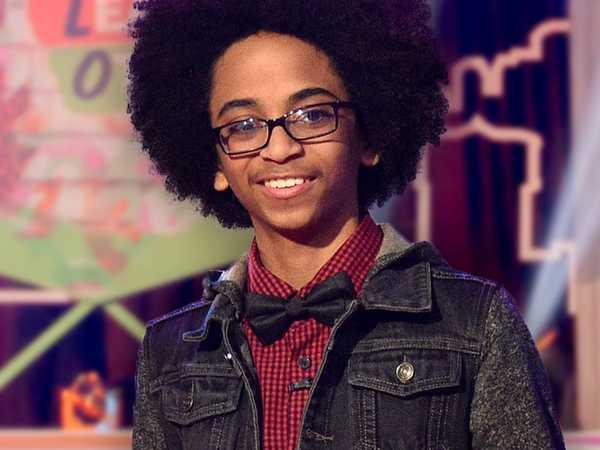 "The 2015 Nickelodeon HALO Awards: ""Meet Joshua"""