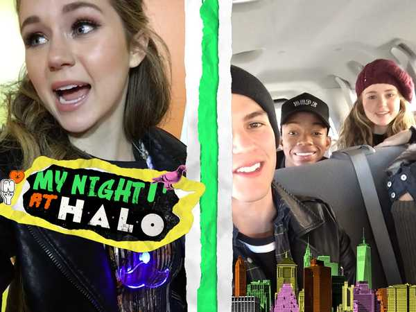 "HALO Awards: ""Brec Bassinger's Story"""