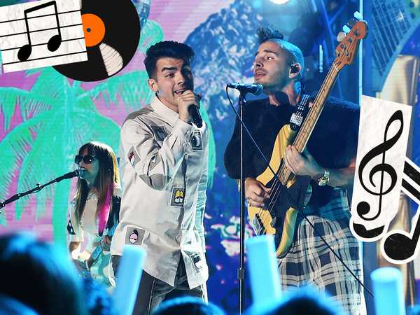 The 2015 Nickelodeon HALO Awards: DNCE Performs 'Cake By the Ocean'