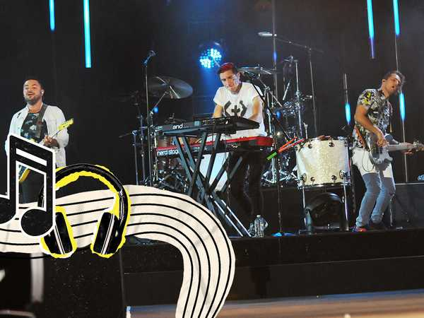 The 2015 Nickelodeon HALO Awards: WALK THE MOON Performs 'Shut Up and Dance'