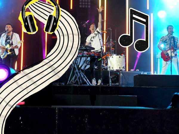 The 2015 Nickelodeon HALO Awards: WALK THE MOON Performs 'Different Colors'