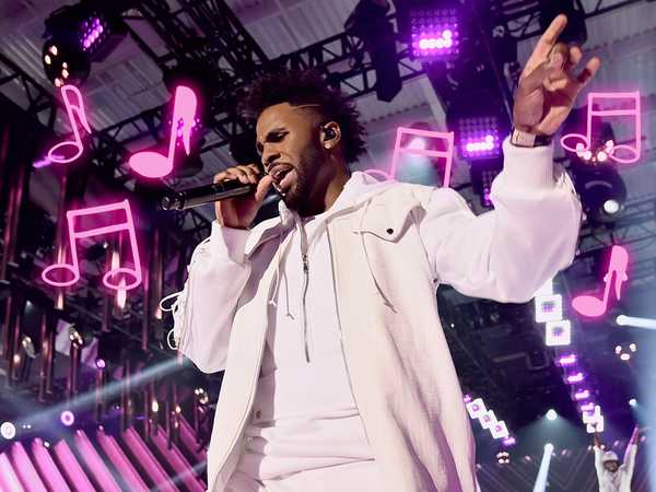 "HALO Awards 2016: ""Jason DeRulo Performs ""Talk Dirty,"" ""Kiss the Sky,"" and ""Want to Want Me"""