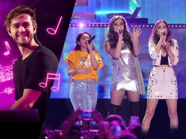 "HALO Awards 2016: ""Zedd All Star Jam with Daya, Alessia Cara and Hailee Steinfeld"""