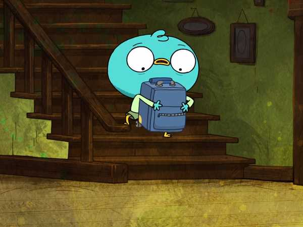 "Harvey Beaks: ""Packing Problems"""