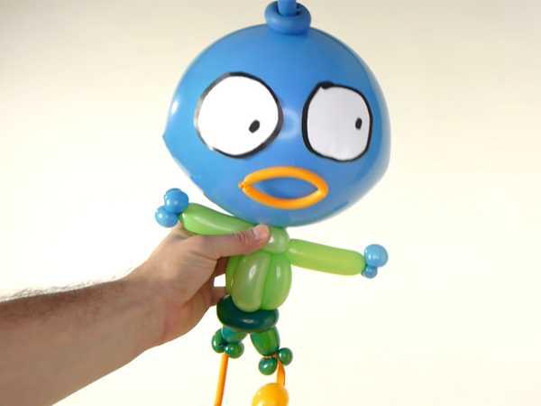 """Harvey Beaks: """"Harvey Balloon Art"""""""