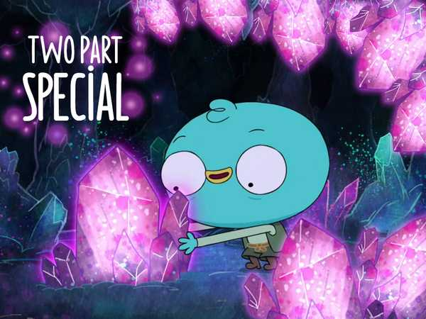 "Harvey Beaks: ""Crystal Cavern of Power"""