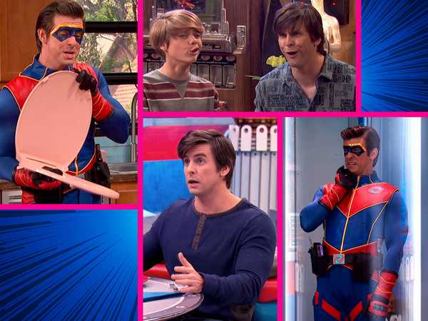 "Henry Danger: ""Captain Man-ia"""