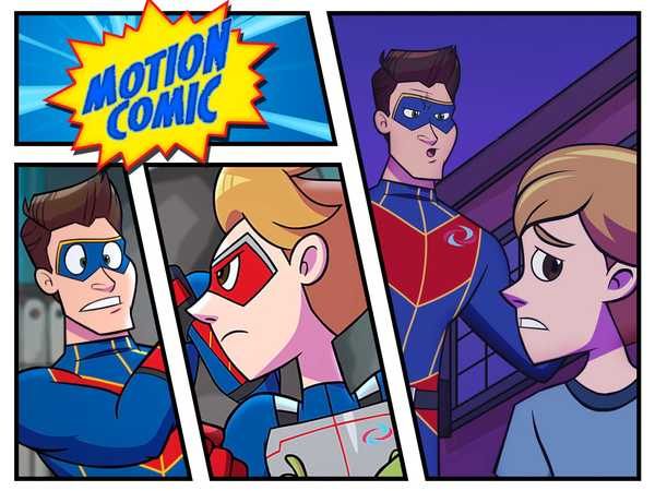 "Henry Danger: ""Motion Comics Season 2"""
