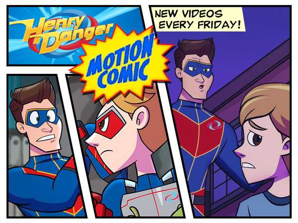 Type 4: HD Motion Comics Season 2