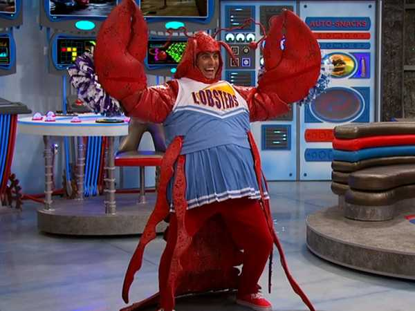 "Henry Danger: ""Cheer Lobster"""
