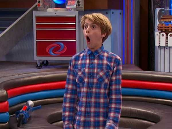 "Henry Danger: ""Egg Rock Creature"""